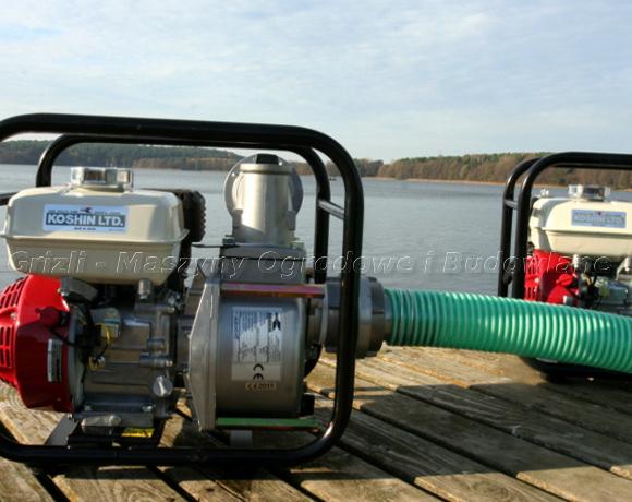 Pompa Koshin STH 80T – pompa do wody szlamowej