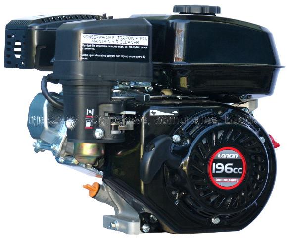 Loncin G200F - markowy silnik 4 suwowy