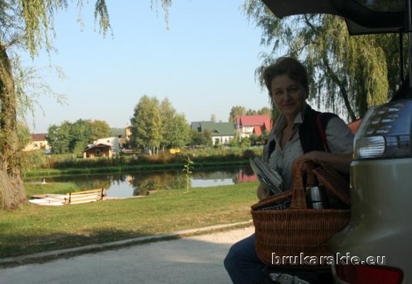 Ewa Głuszczuk  w podrózy